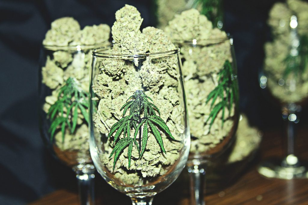 how to make weed wine
