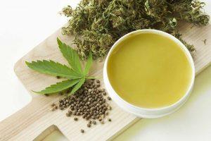 Cannabis Salve