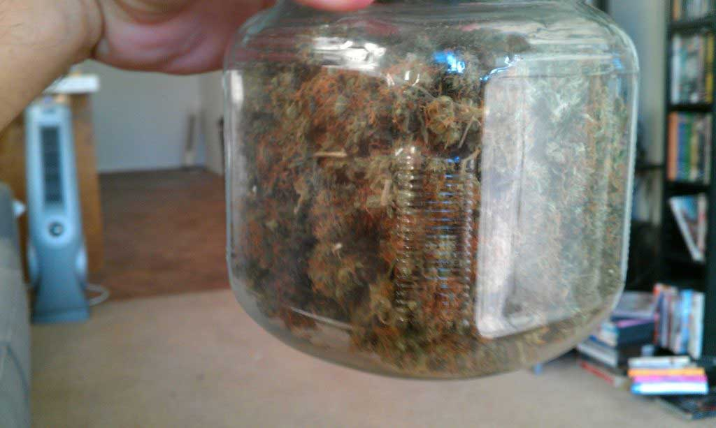 Best Way to Store Weed