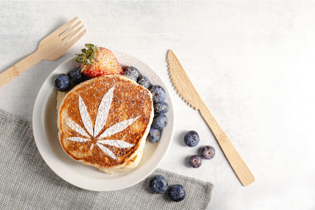 How to Make Weed Pancakes